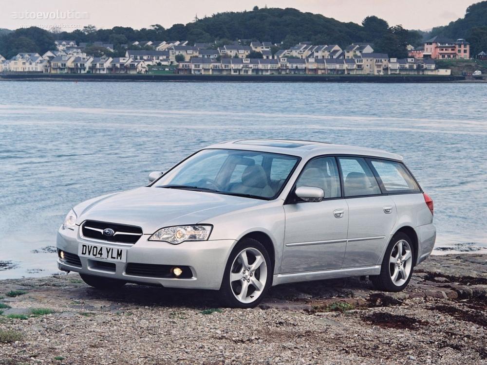 subaru legacy wagon 2003 2004 2005 2006 autoevolution. Black Bedroom Furniture Sets. Home Design Ideas
