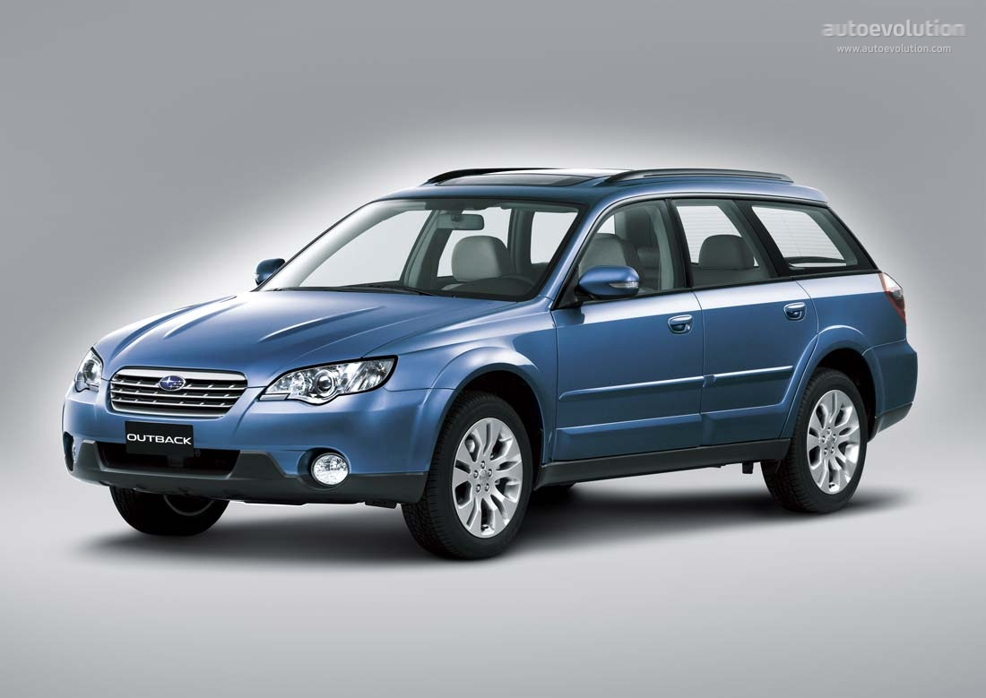 Image gallery 2006 outback