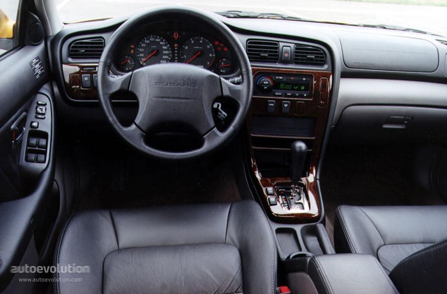 Subaru Outback 1998 1999 2000 2001 2002 Autoevolution