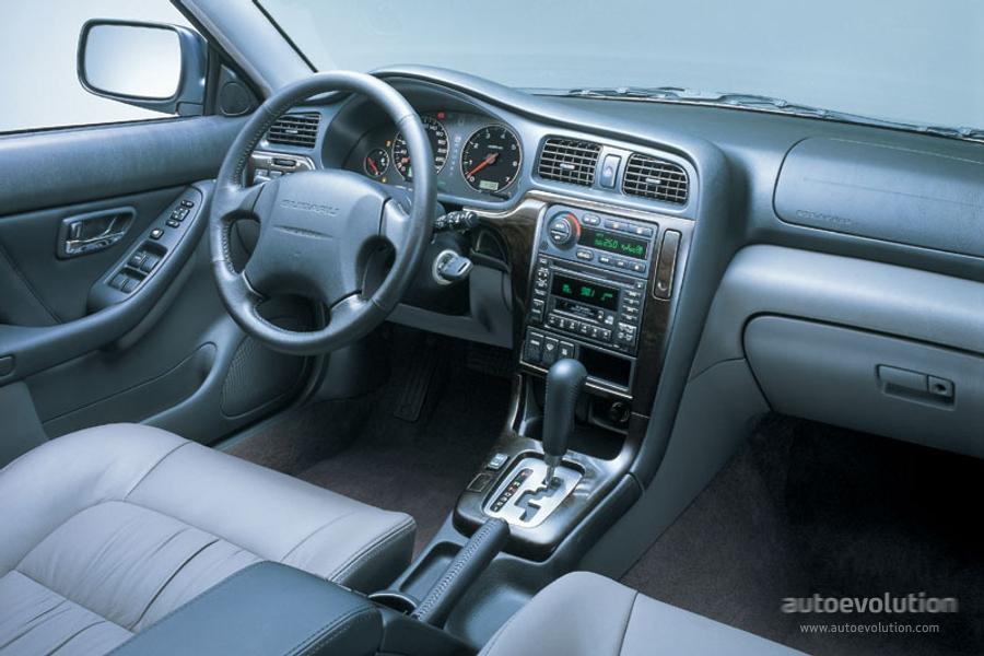 Subaru Outback Specs 2002 2003 Autoevolution