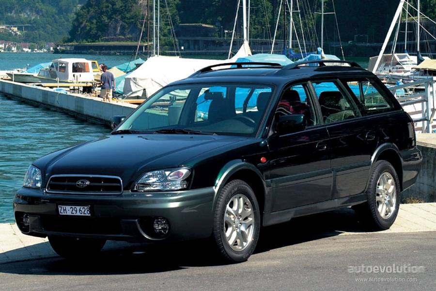 subaru outback specs 2002 2003 autoevolution. Black Bedroom Furniture Sets. Home Design Ideas