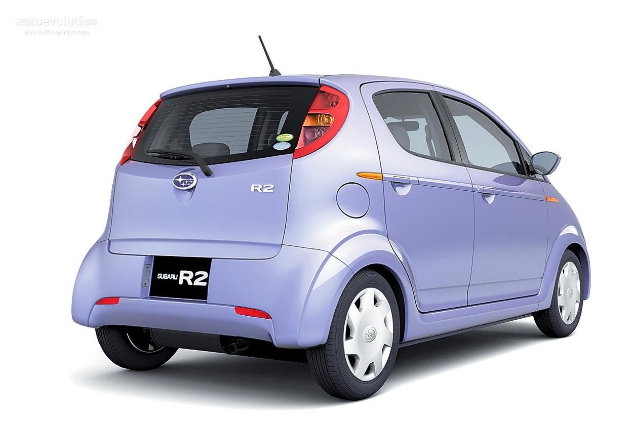 Subaru R2 2003 Autoevolution