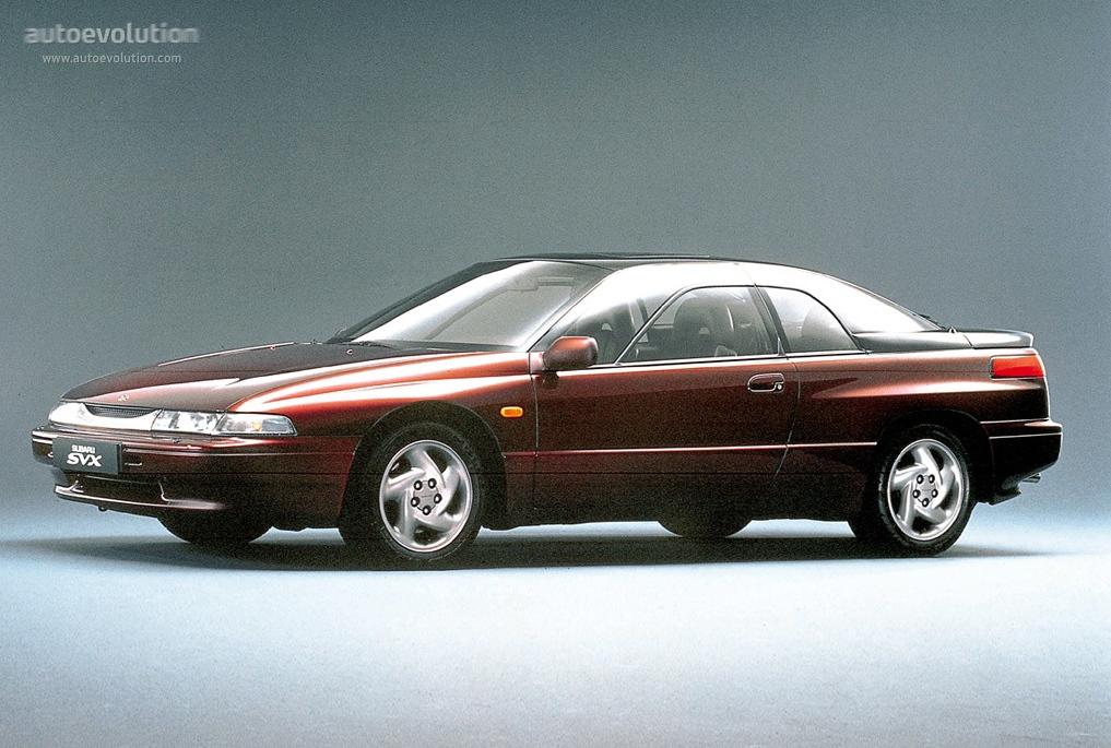 subaru svx specs 1992 1993 1994 1995 1996 1997 autoevolution. Black Bedroom Furniture Sets. Home Design Ideas