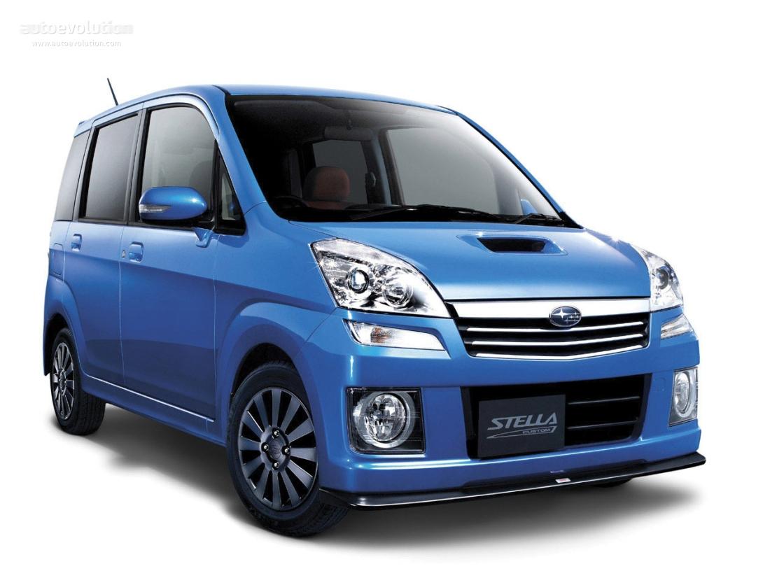 New Toyota Prius >> SUBARU Stella specs - 2006, 2007, 2008, 2009, 2010, 2011 - autoevolution