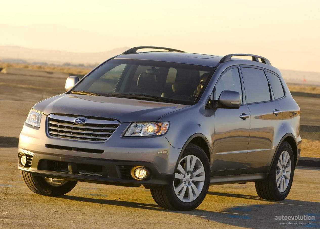Subaru Tribeca 2007 2008 2009 2010 2011 2012 2013