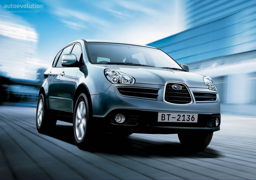 SUBARU Tribeca specs & photos - 2005, 2006, 2007 ...