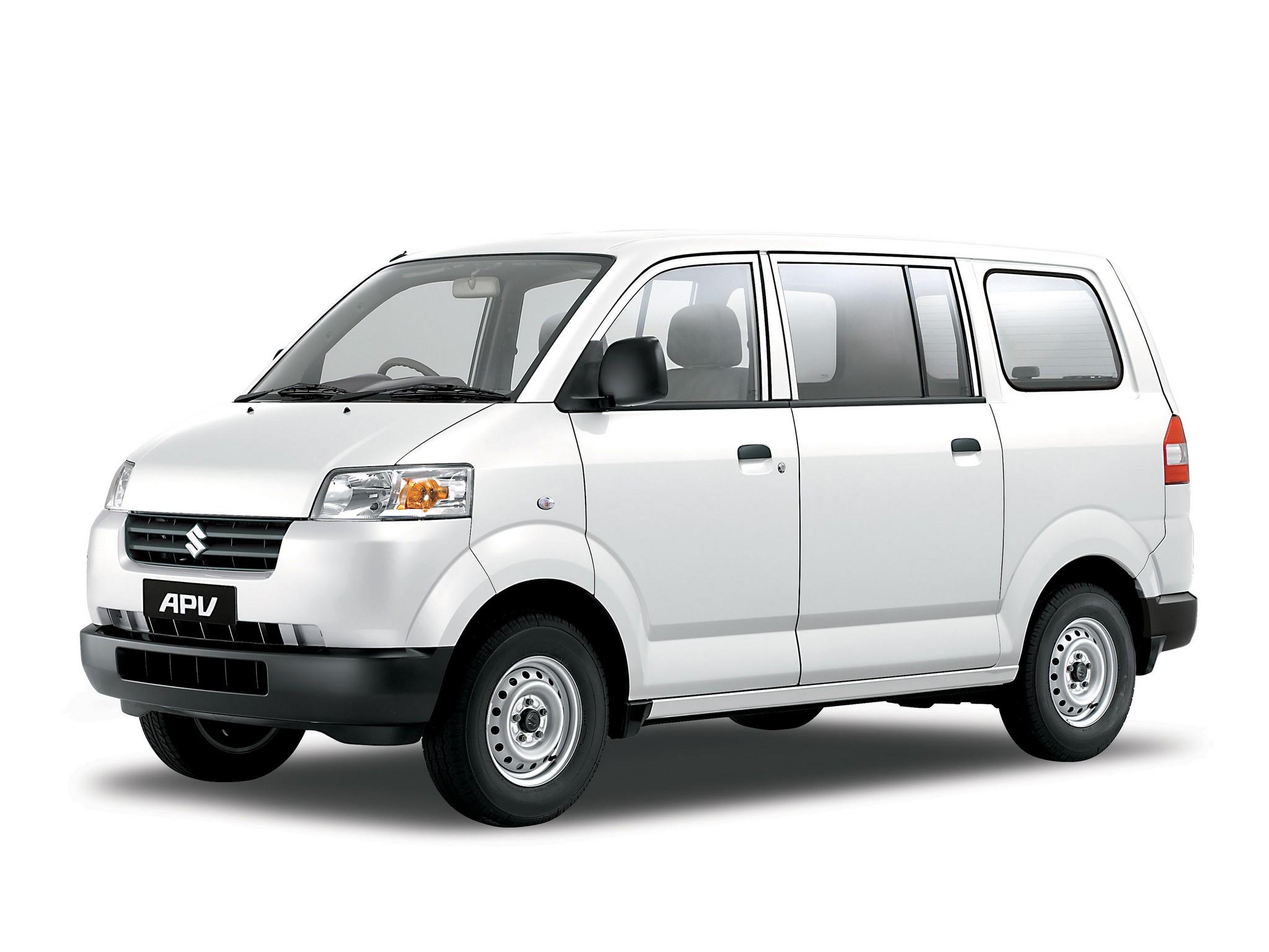 Suzuki apv specs