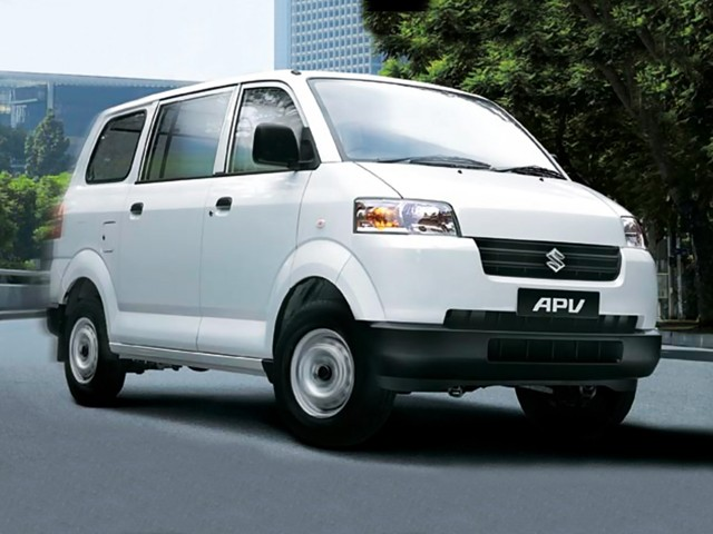 Suzuki Apv 2004 Present