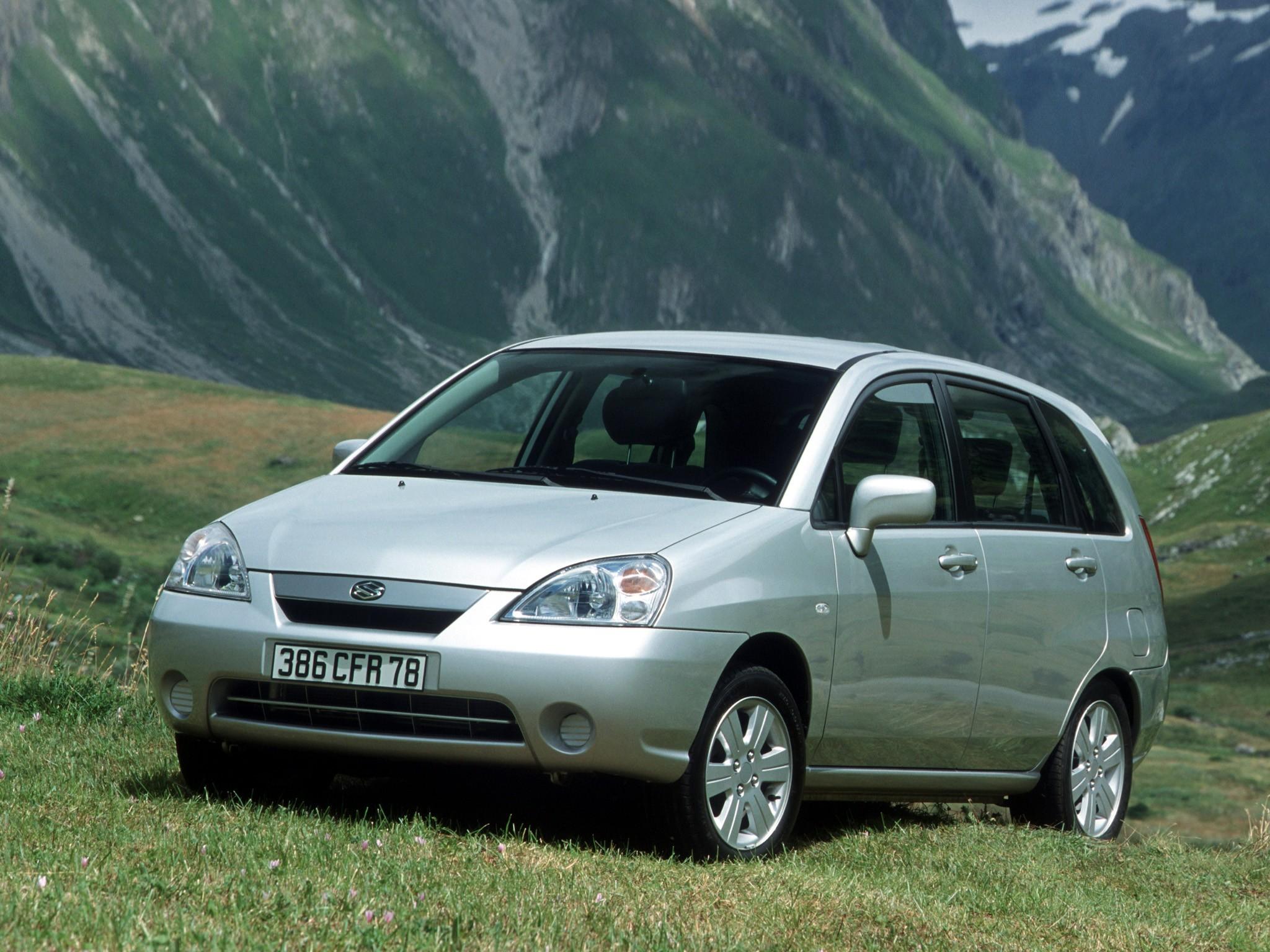 Suzuki Aerio Reviews