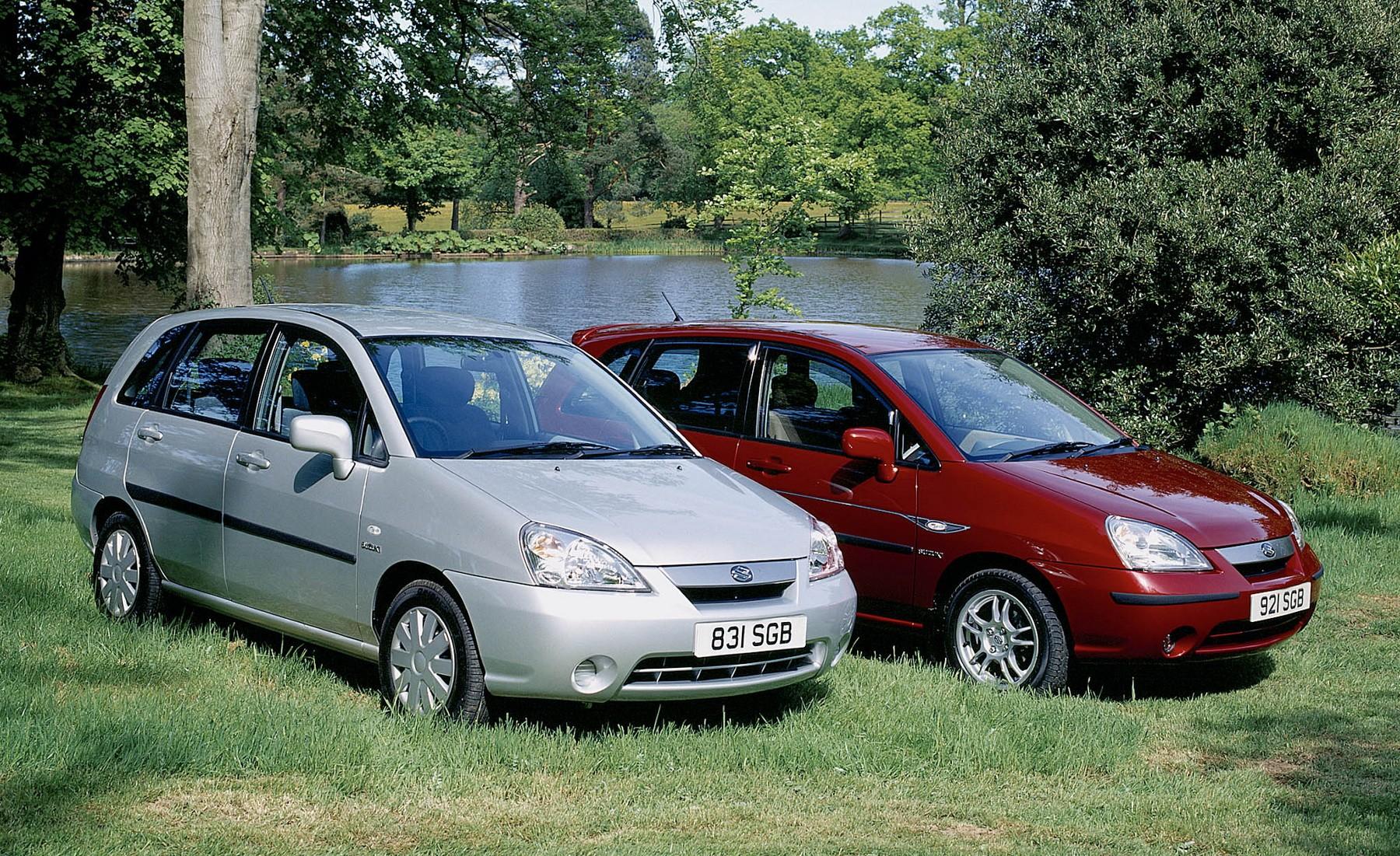 Suzuki Aerio Liana Hatchback Specs Photos 2001 2002 2003