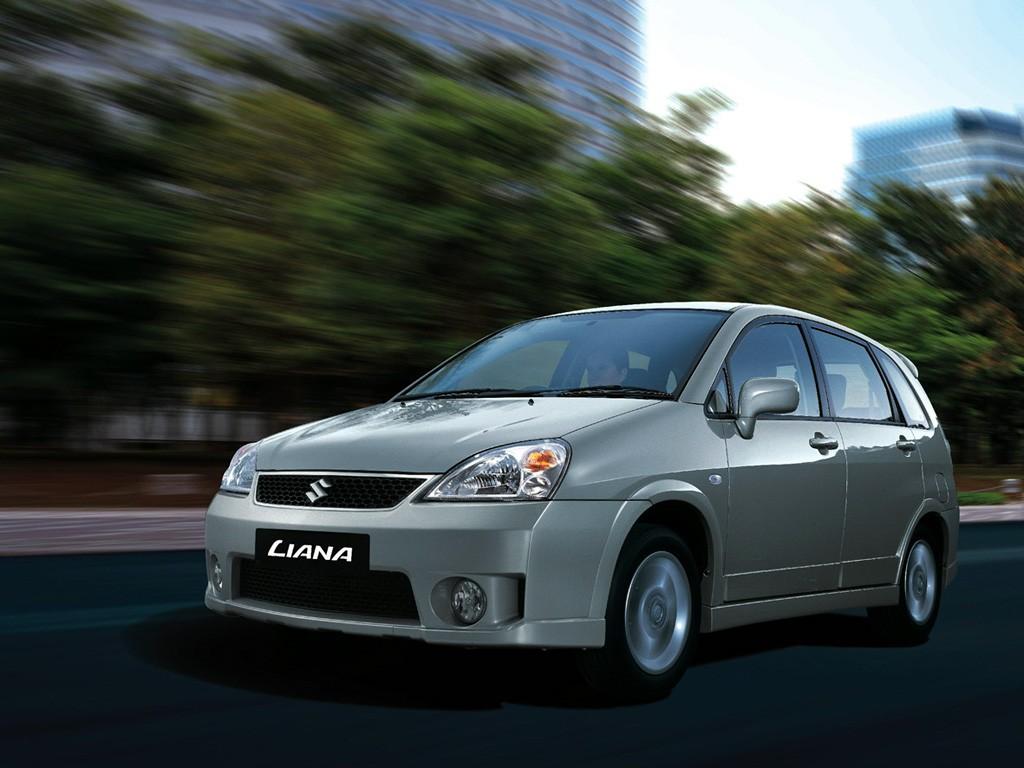 Suzuki Aerio    Liana Hatchback