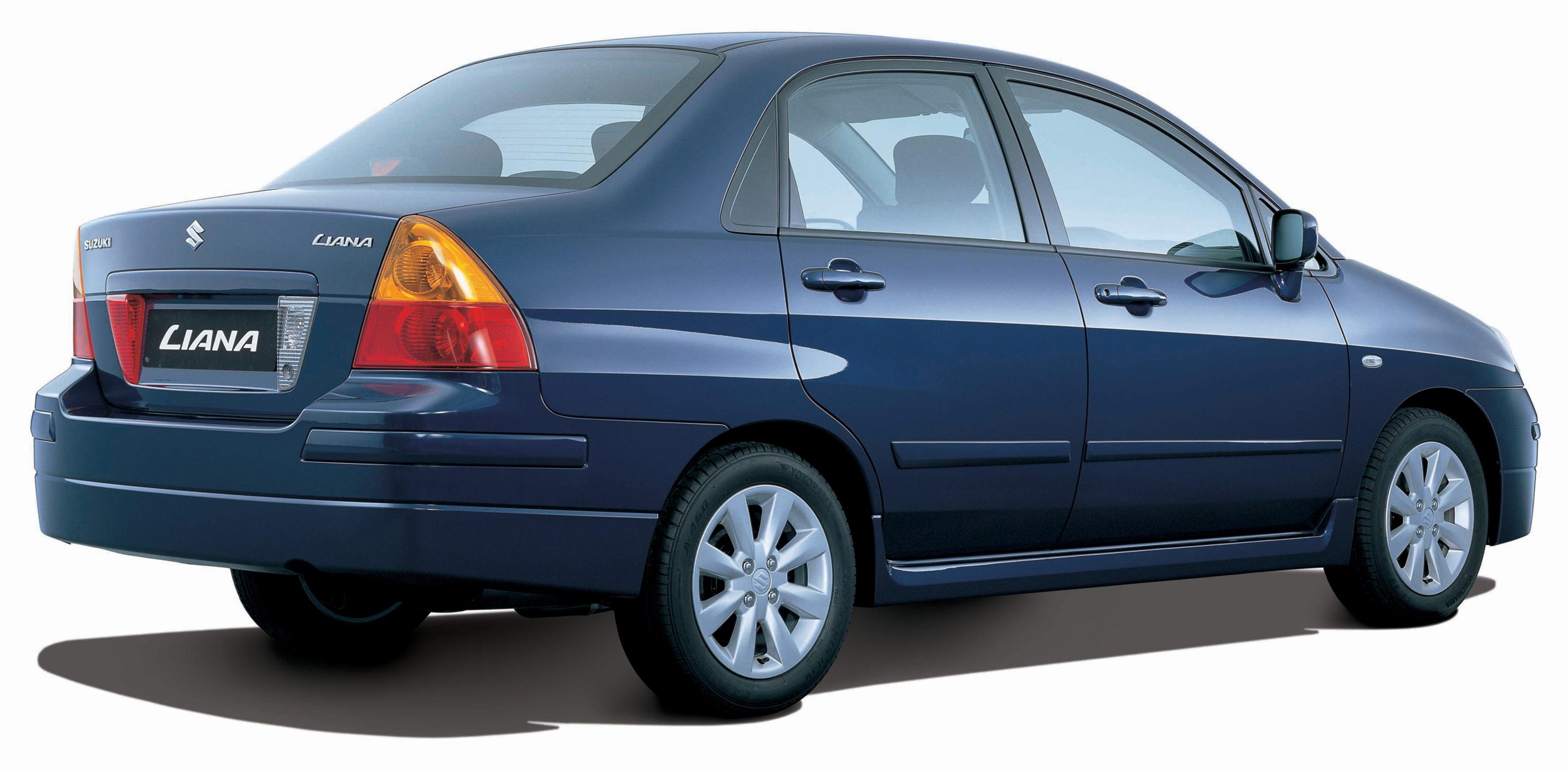 Suzuki Aerio    Liana Sedan