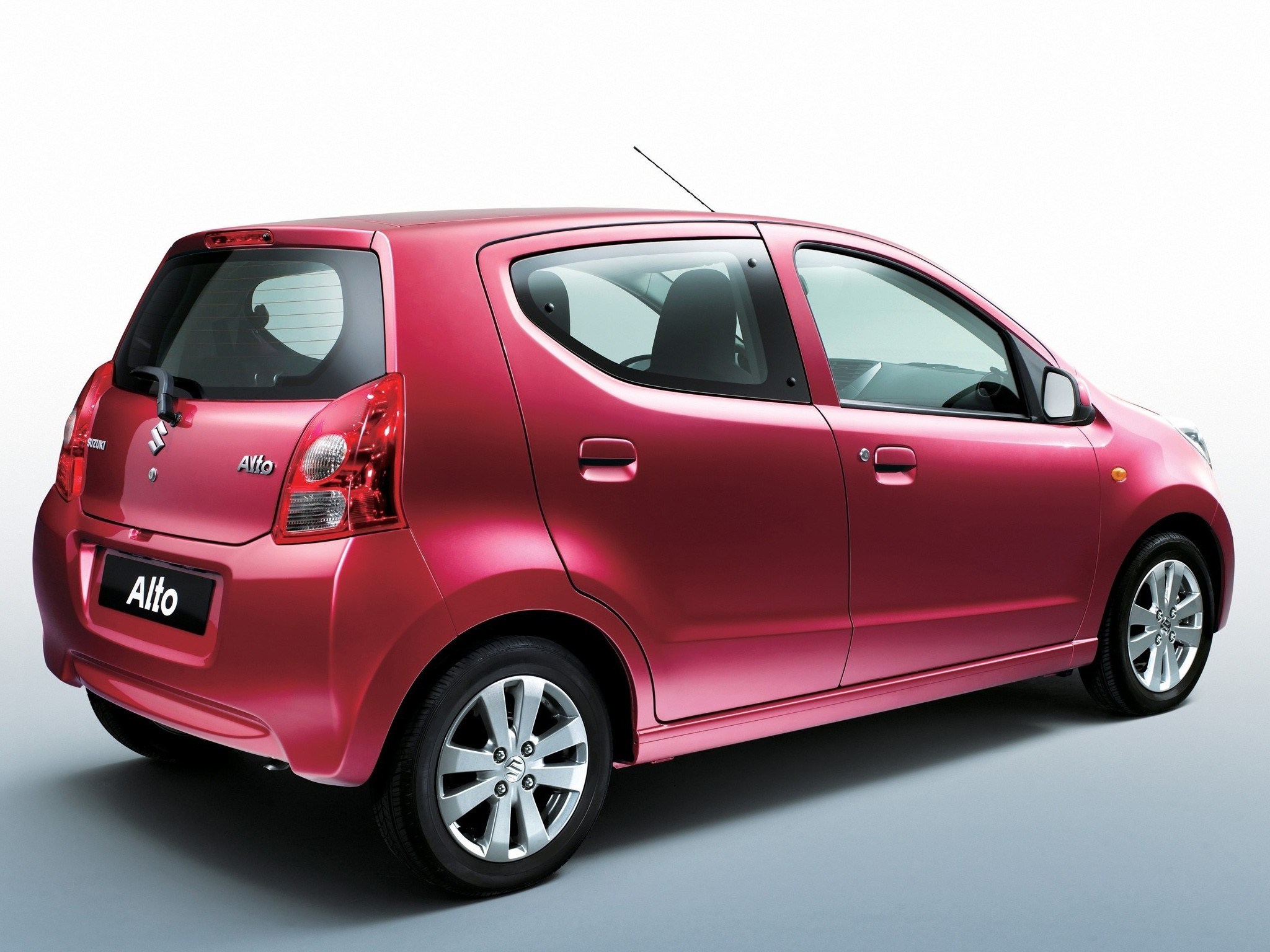Suzuki Alto 2009 on 1 liter three cylinder engine