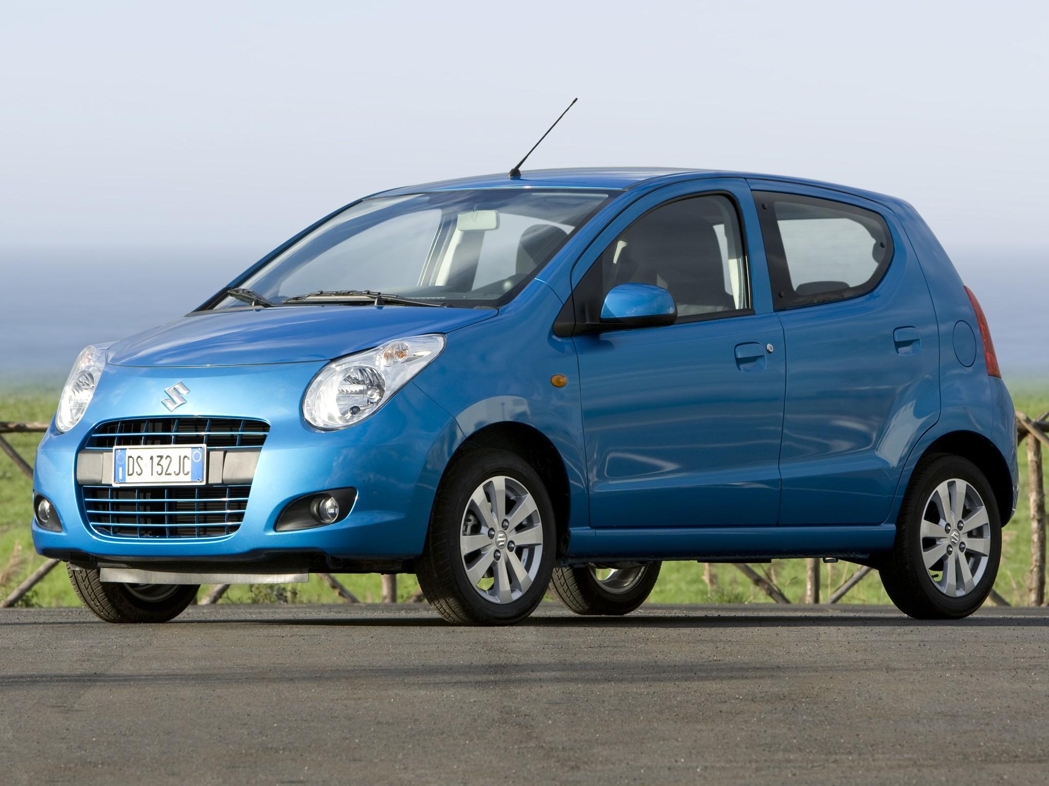 Suzuki Cars Reviews Alto