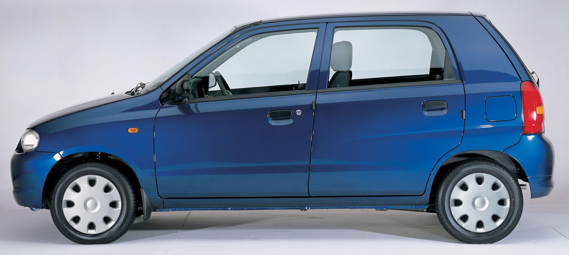 Suzuki Alto Specs 2002 2003 2004 2005 2006