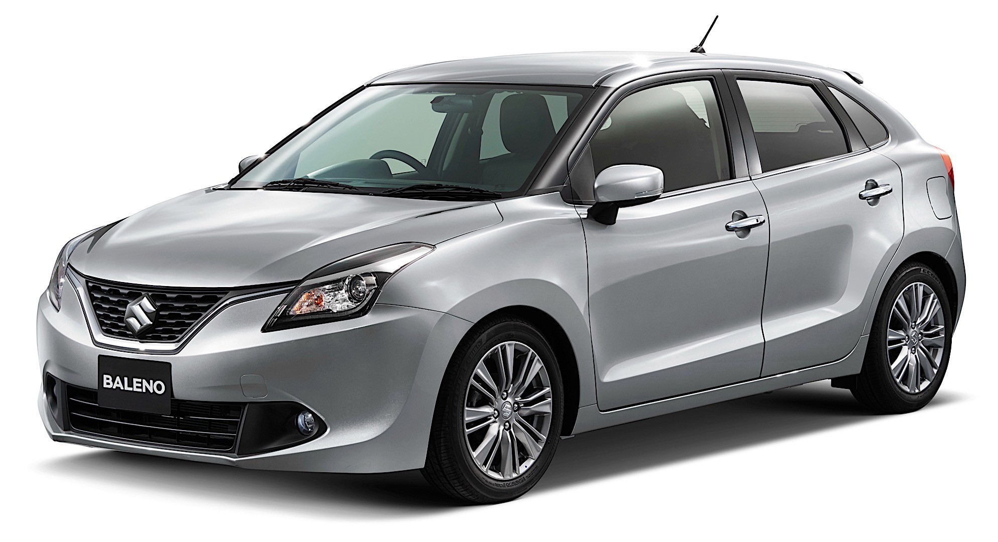 suzuki baleno 2016 autoevolution. Black Bedroom Furniture Sets. Home Design Ideas
