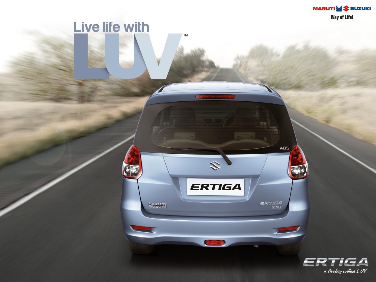 Suzuki Ertiga Specs 2012 2013 2014 2015 2016 2017