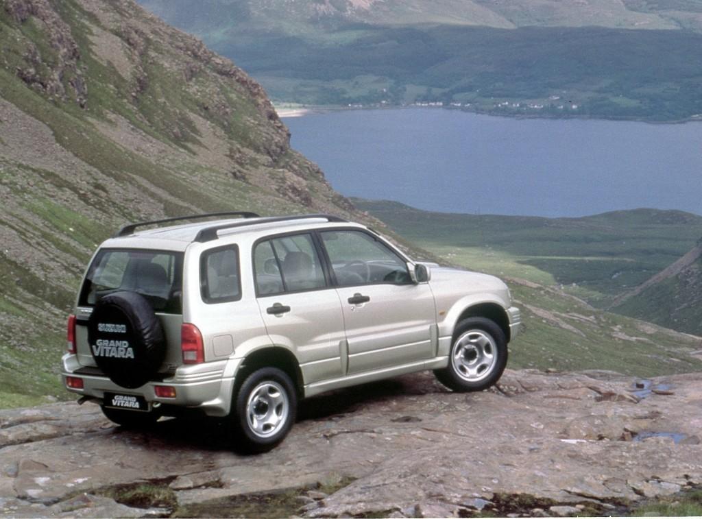 Suzuki Escudo Grand Vitara 5 Doors Specs Amp Photos 1998