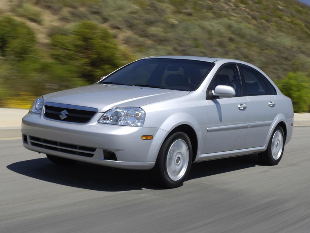 Suzuki Forenza Sedan Specs Photos 2004 2005 2006 2007 2008 Engine Diagram