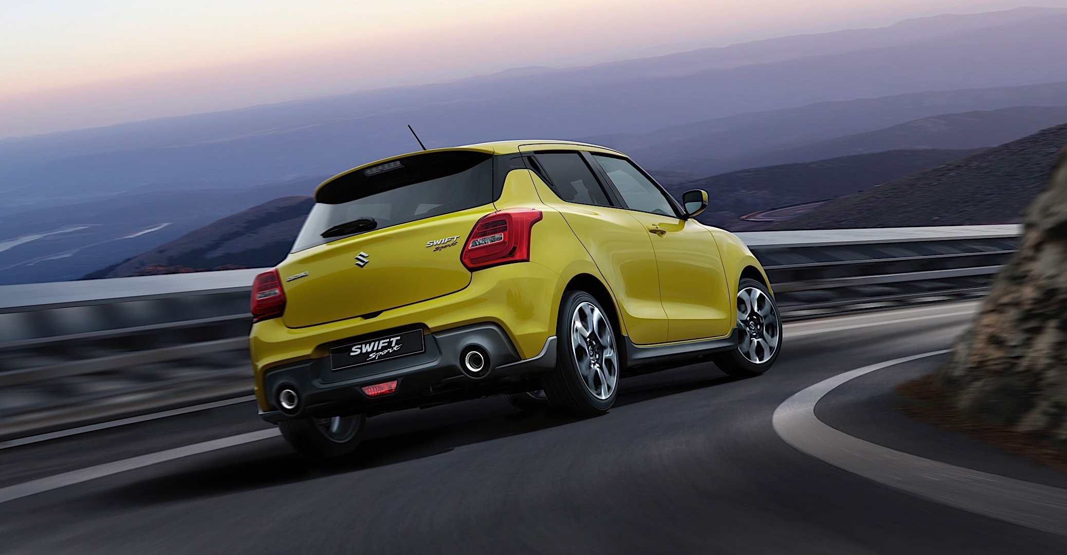 Suzuki Swift Sport Specs  U0026 Photos
