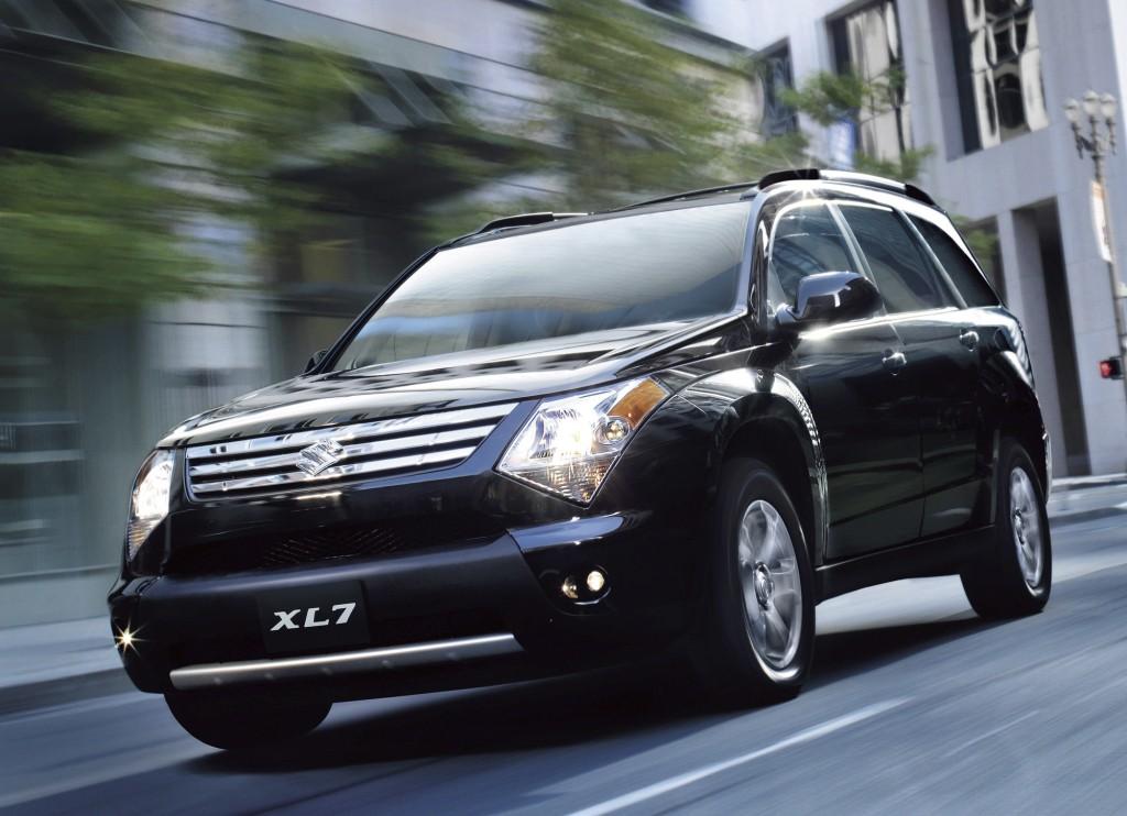 Cars With Third Row Seating >> SUZUKI XL7 specs & photos - 2007, 2008, 2009 - autoevolution