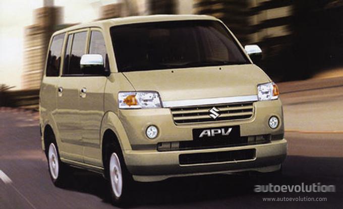 SUZUKI APV specs & photos - 2004, 2005, 2006, 2007, 2008 ...
