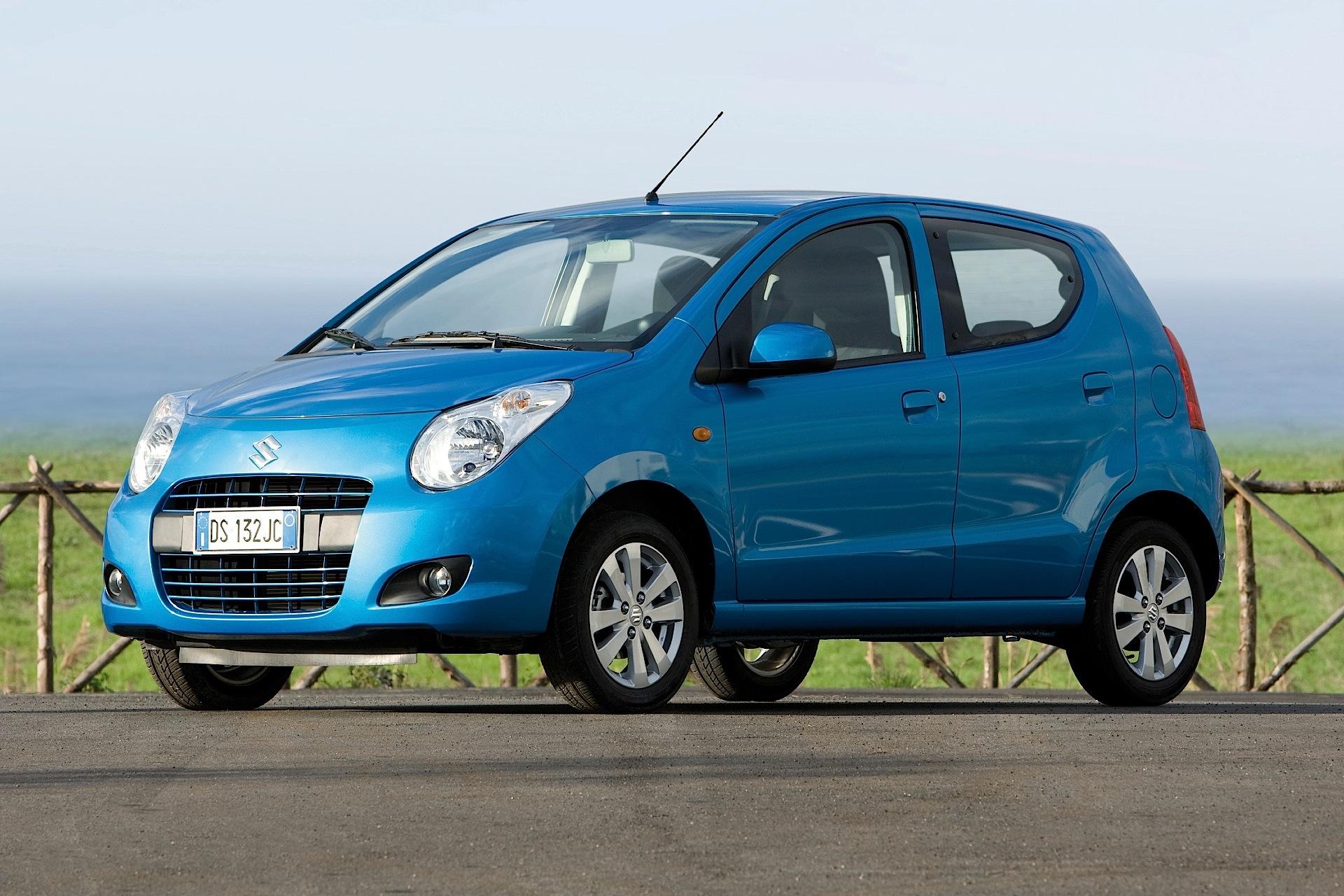 Suzuki Alto 2009 2010 2011 2012 2013 2014 2015 2016 2017 Autoevolution
