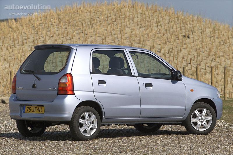 Suzuki Alto 2002 2003 2004 2005 2006 Autoevolution