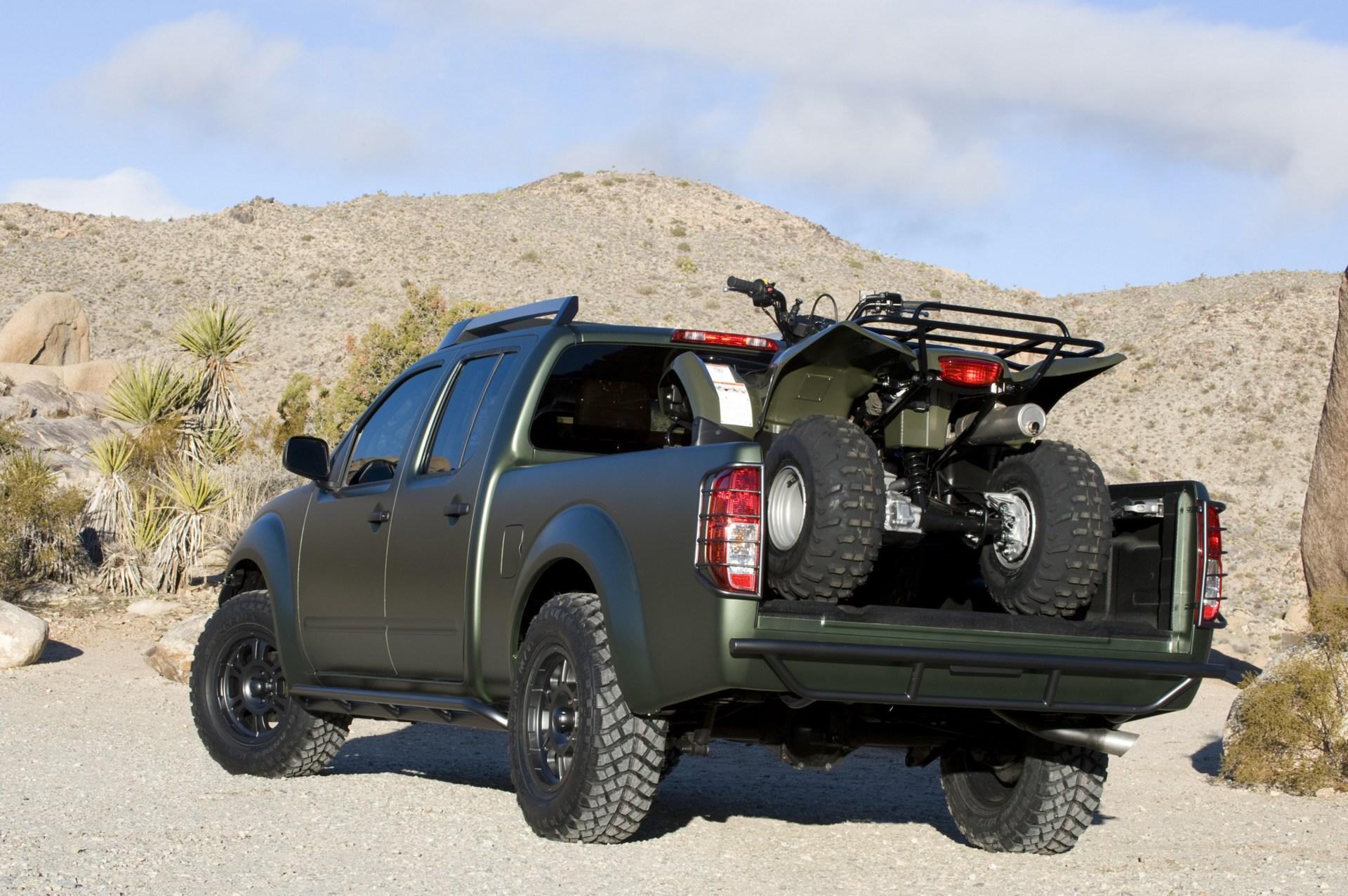 SUZUKI Equator Crew Cab specs & photos - 2009, 2010, 2011 ...