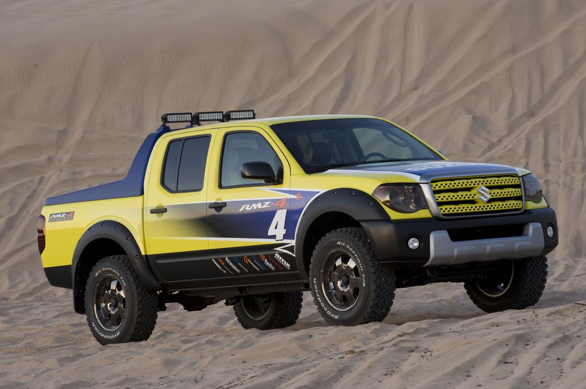 SUZUKI Equator Crew Cab specs - 2009, 2010, 2011, 2012 ...