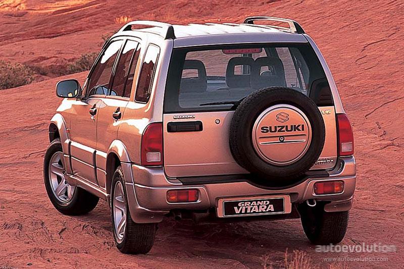 Suzuki Escudo Grand Vitara 5 Doors Specs 1998 1999