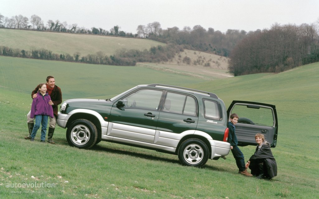 suzuki escudo grand vitara 5 doors specs photos 1998. Black Bedroom Furniture Sets. Home Design Ideas