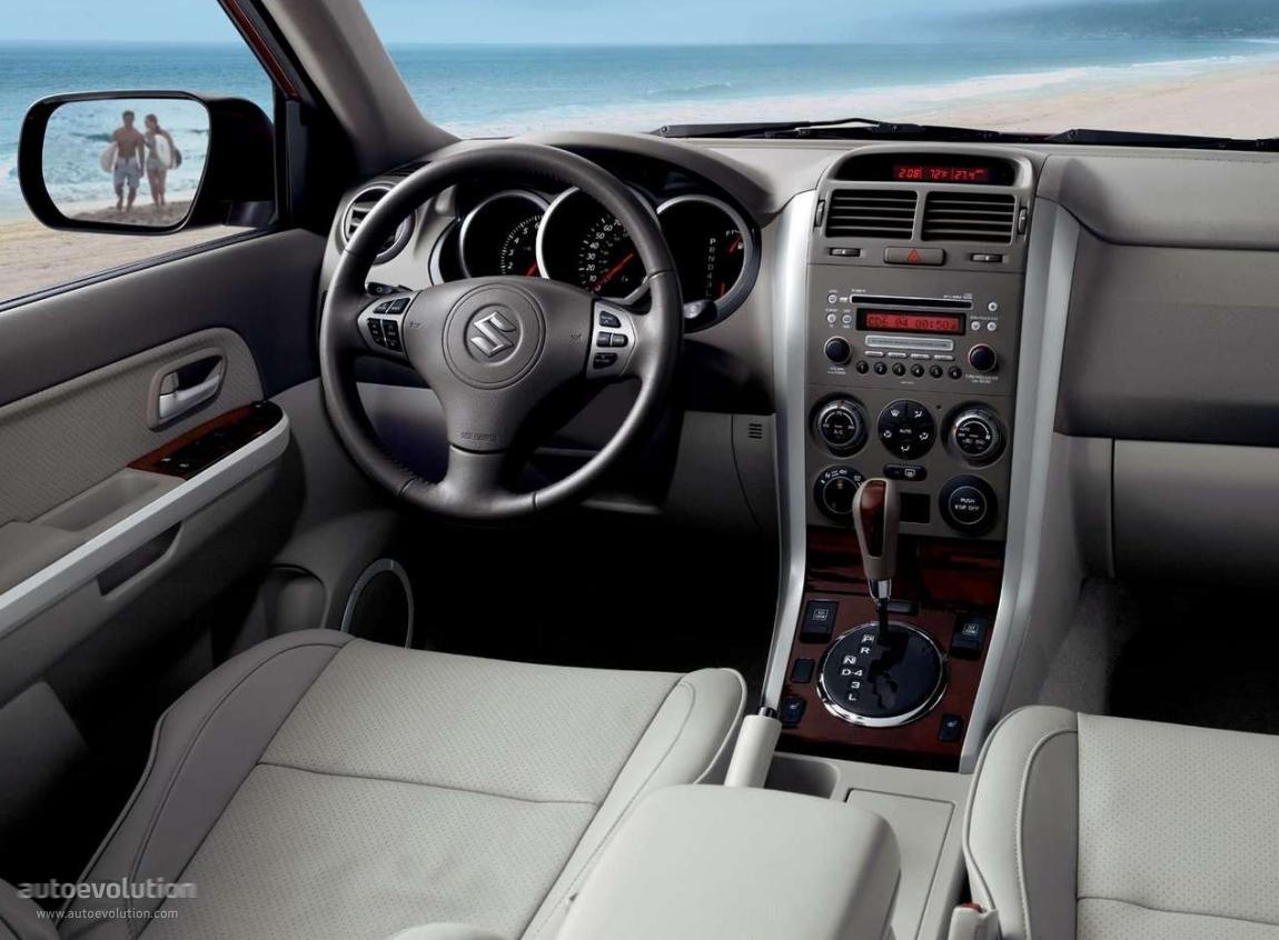 Suzuki Escudo Grand Vitara 5 Doors 2005 2007