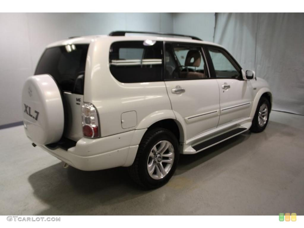 What Years Was The Suzuki Grand Vitara Xl Produced