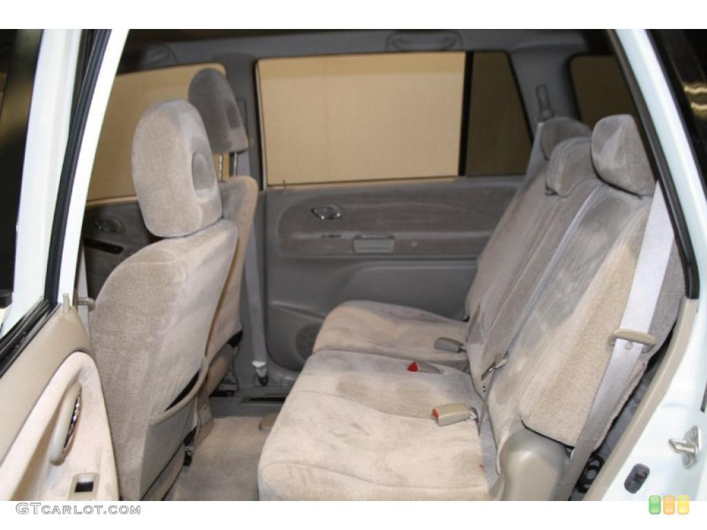 Suzuki Grand Vitara Xl7 - 2004  2005  2006