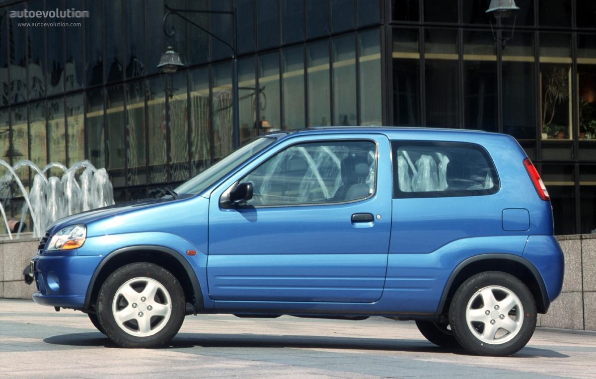 Suzuki Ignis 3 Doors Specs 2000 2001 2002 2003