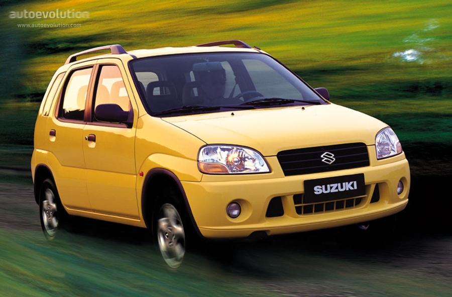 Suzuki Ignis 5 Doors Specs 2000 2001 2002 2003
