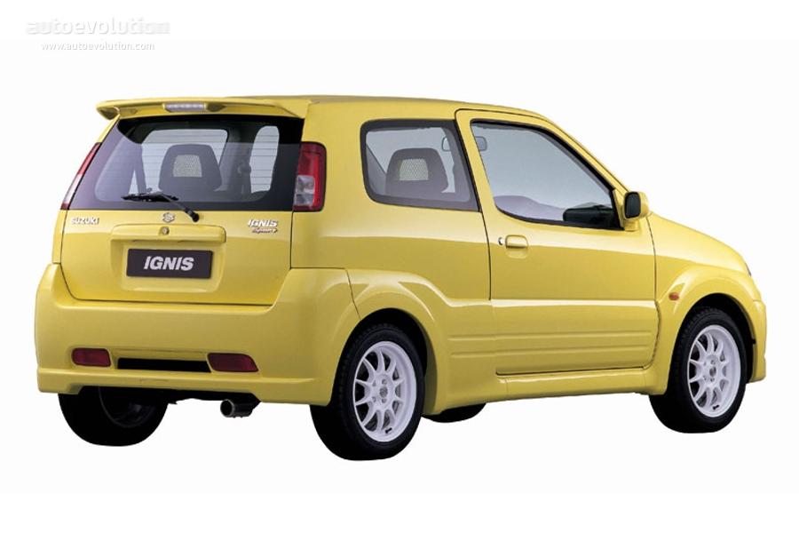 Suzuki Sport Door