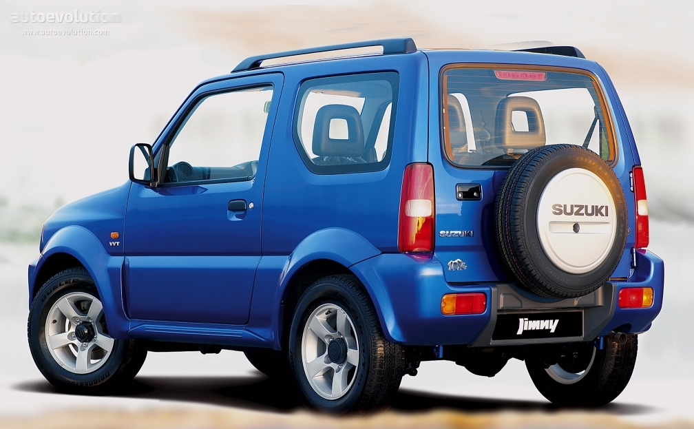 suzuki jimny specs photos 2005 2006 2007 2008 2009 2010 2011 2012 autoevolution. Black Bedroom Furniture Sets. Home Design Ideas