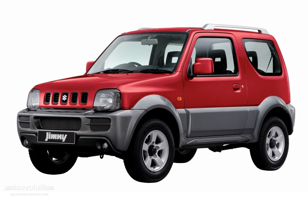 suzuki jimny specs 2005 2006 2007 2008 2009 2010 2011 2012 autoevolution. Black Bedroom Furniture Sets. Home Design Ideas