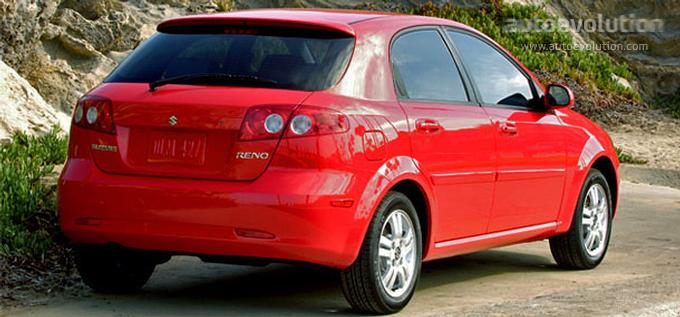 Suzuki Reno Specs Amp Photos 2004 2005 2006 2007 2008