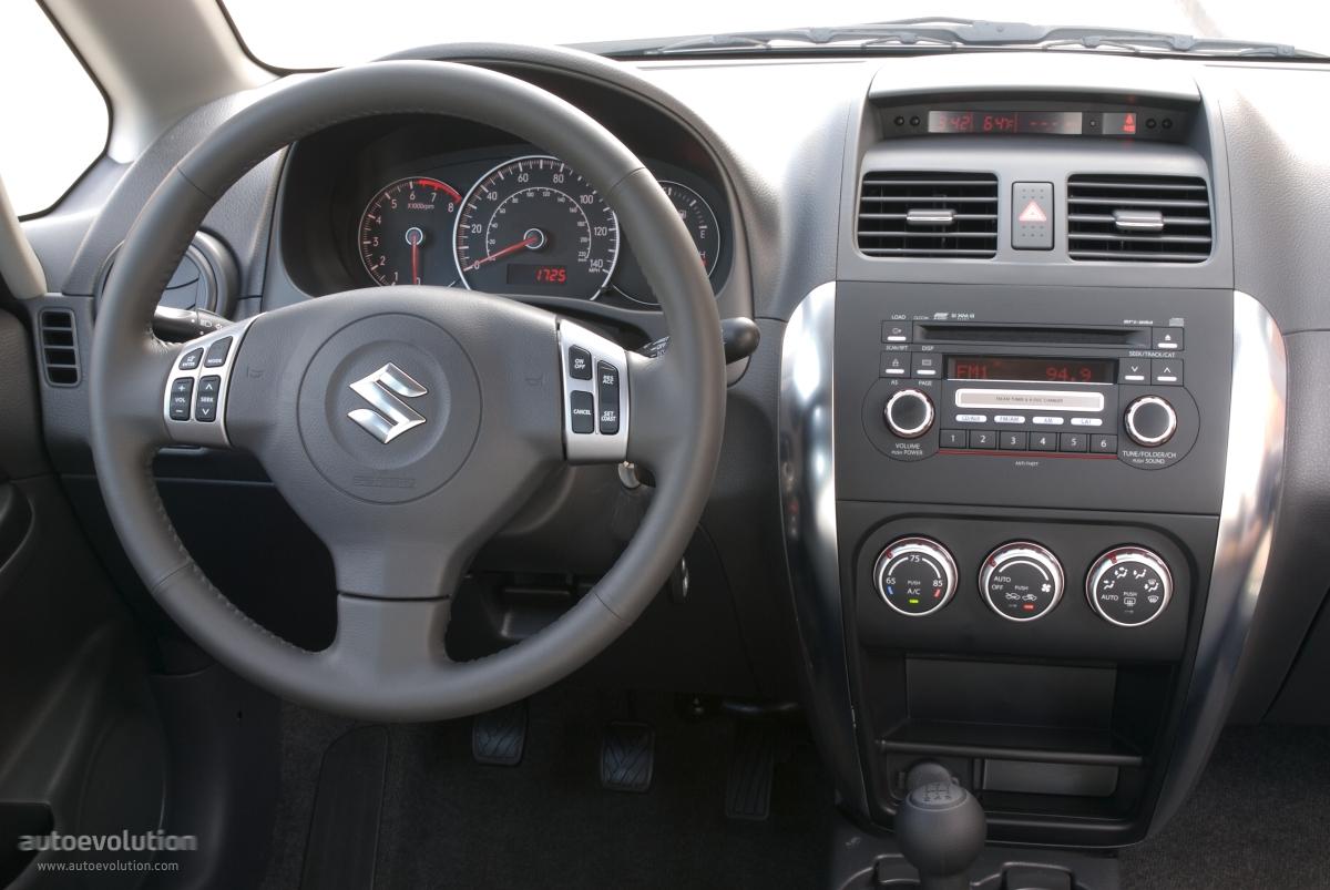 suzuki sx4 sedan specs