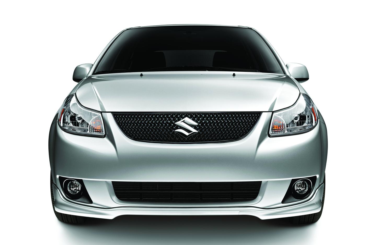 Suzuki Sx Sedan Body Kit