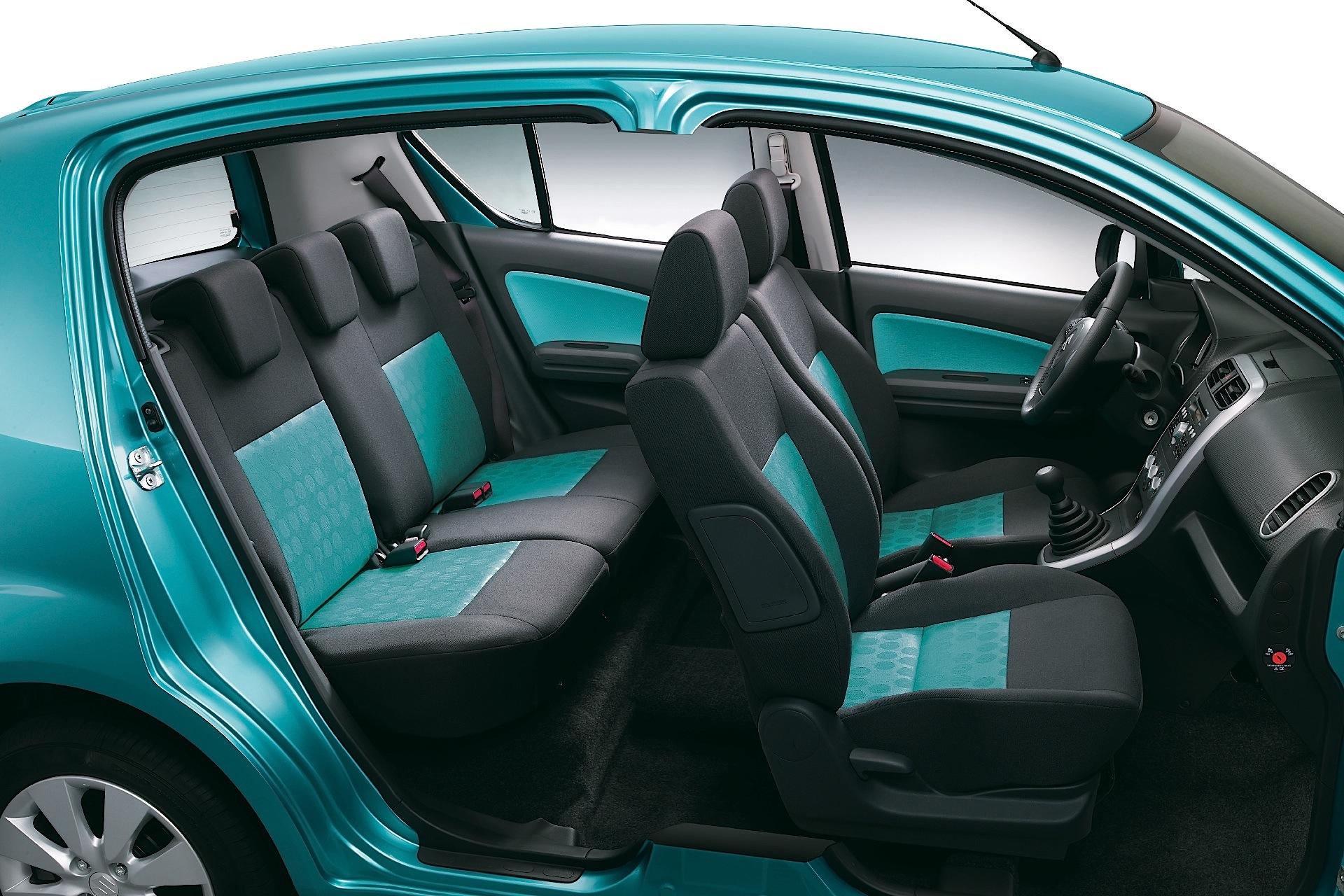 Suzuki Splash 2007 2008 2009 2010 2011 2012 2013 2014 2015 2016 Autoevolution