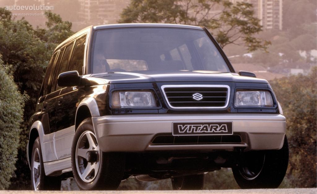 1994 Suzuki Sidekick Review - NewCarTestDrive