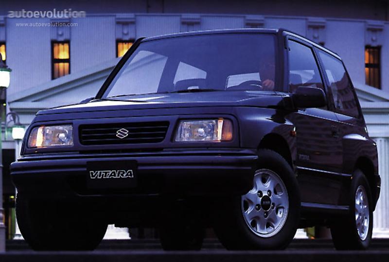 Jeep Convertible Hardtop SUZUKI Vitara 3 Doors - 1989, 1990, 1991, 1992, 1993, 1994 ...