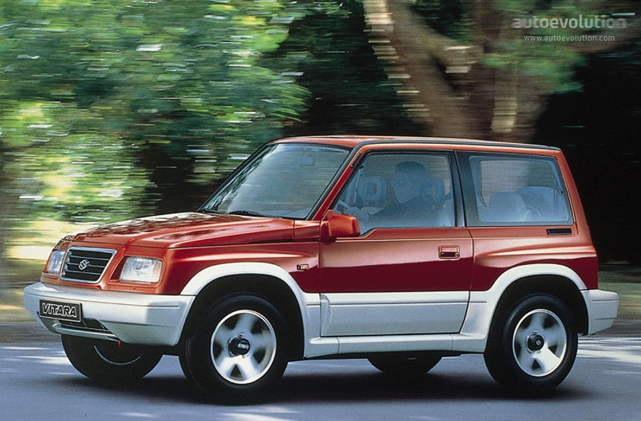 Suzuki Vitara 3 Doors 1989 1998