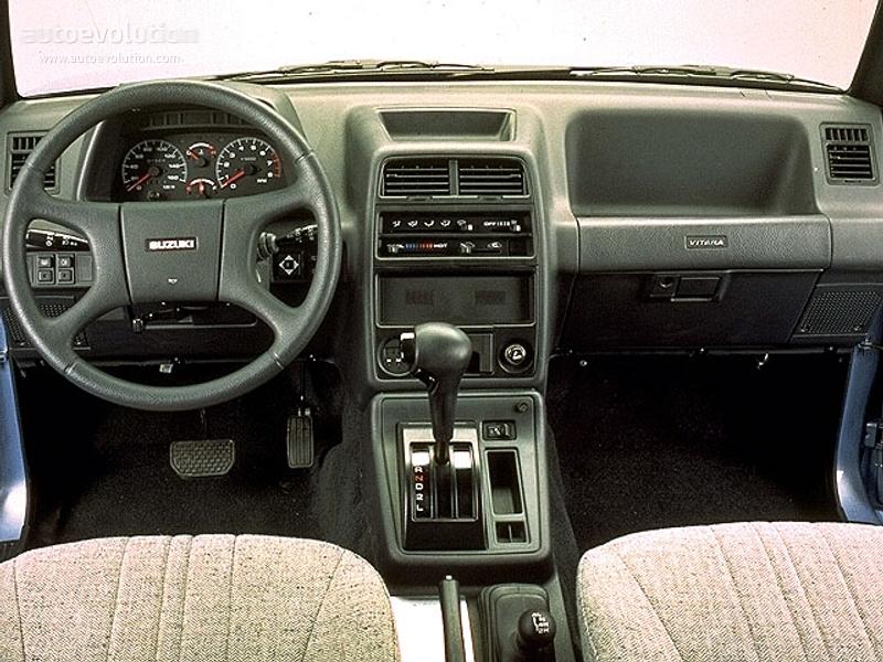 Suzuki Vitara Jlx Fuel Consumption