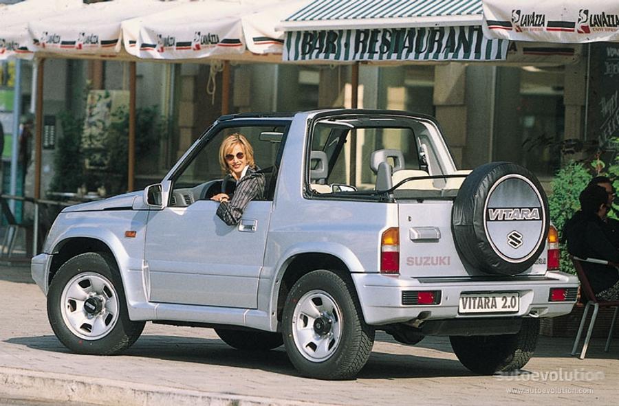 suzuki vitara cabrio specs photos 1989 1990 1991 1992 1993 1994 1995 1996 1997 1998. Black Bedroom Furniture Sets. Home Design Ideas