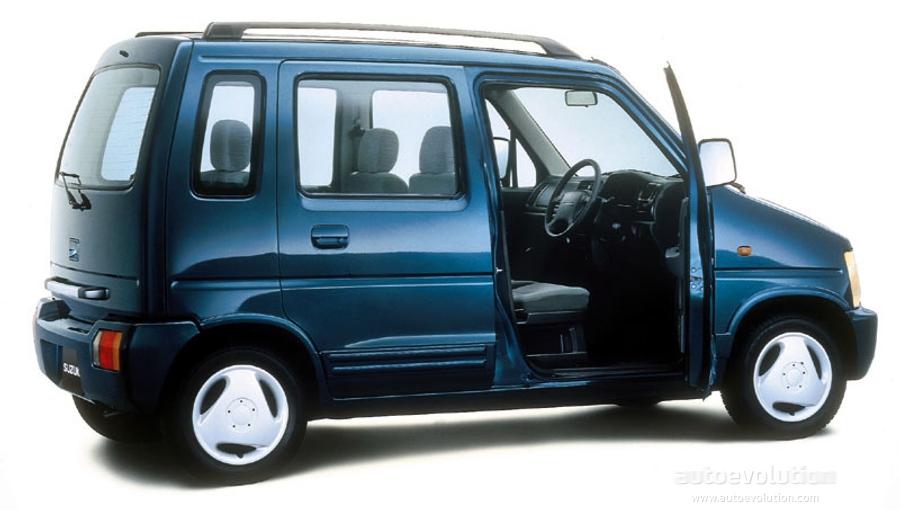 Suzuki Wagon R Specs 1997 1998 1999 2000 Autoevolution